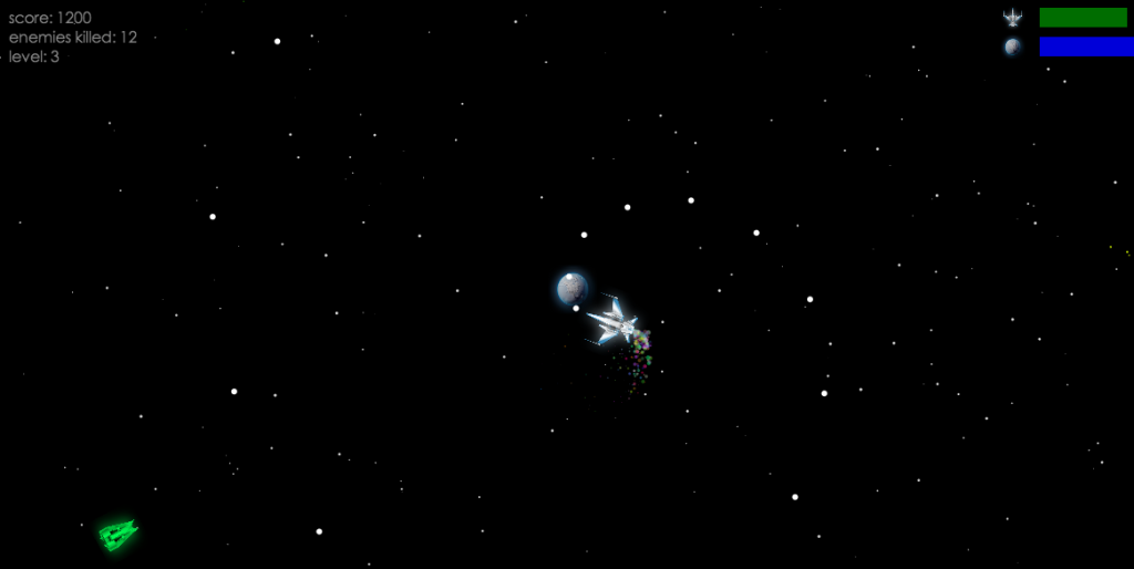 not-asteroids-shooting